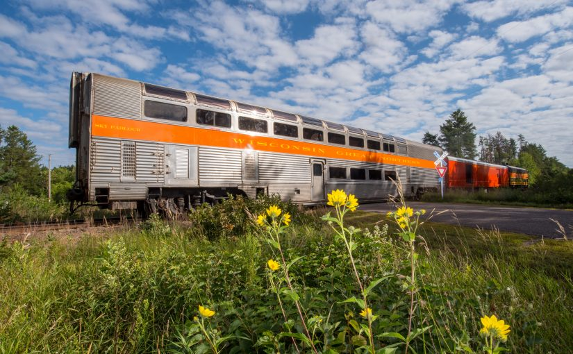 "Roundhouse Newsletter Edition #14: Midwest Rail Rangers Host Parlour Car ""Open House"" at Wisconsin Great Northern Railroad – October 5, 2019"